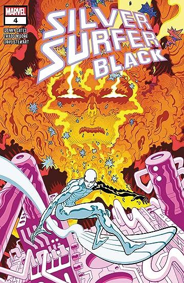 Silver Surfer: Black (2019) #4 (of 5)