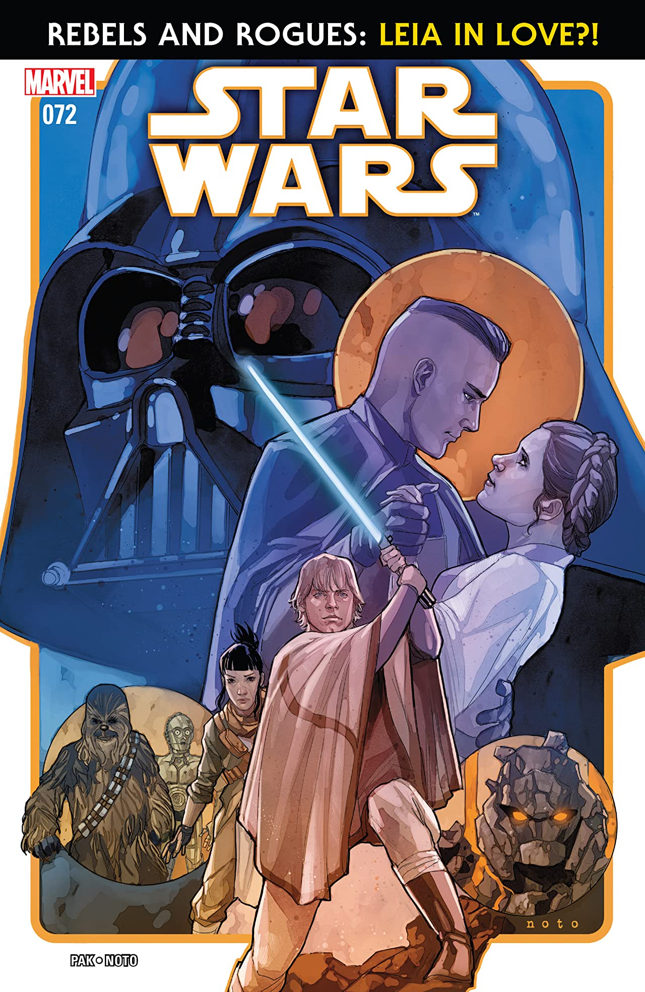 Star Wars (2015-) No.72