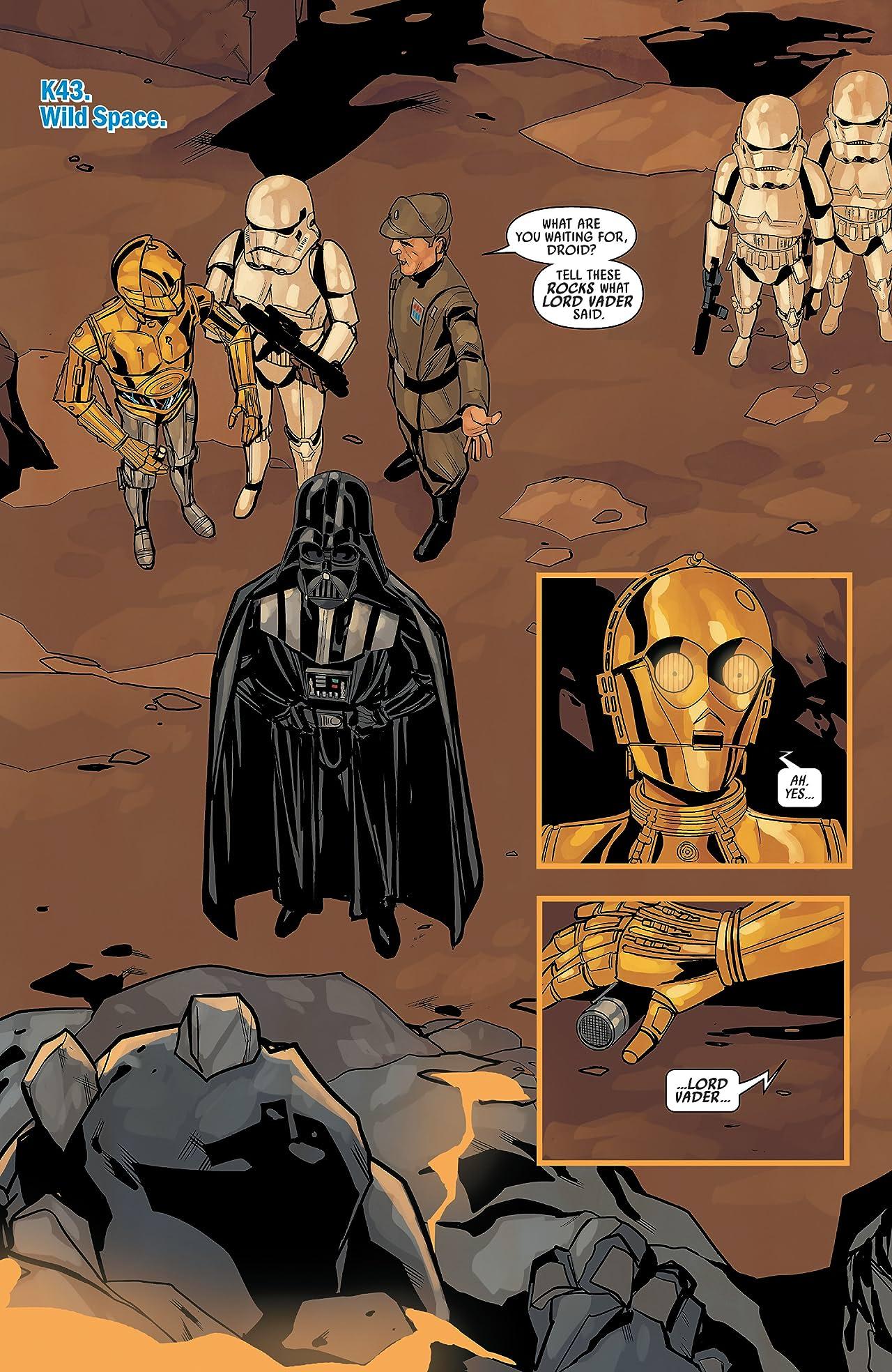 Star Wars (2015-2019) #72