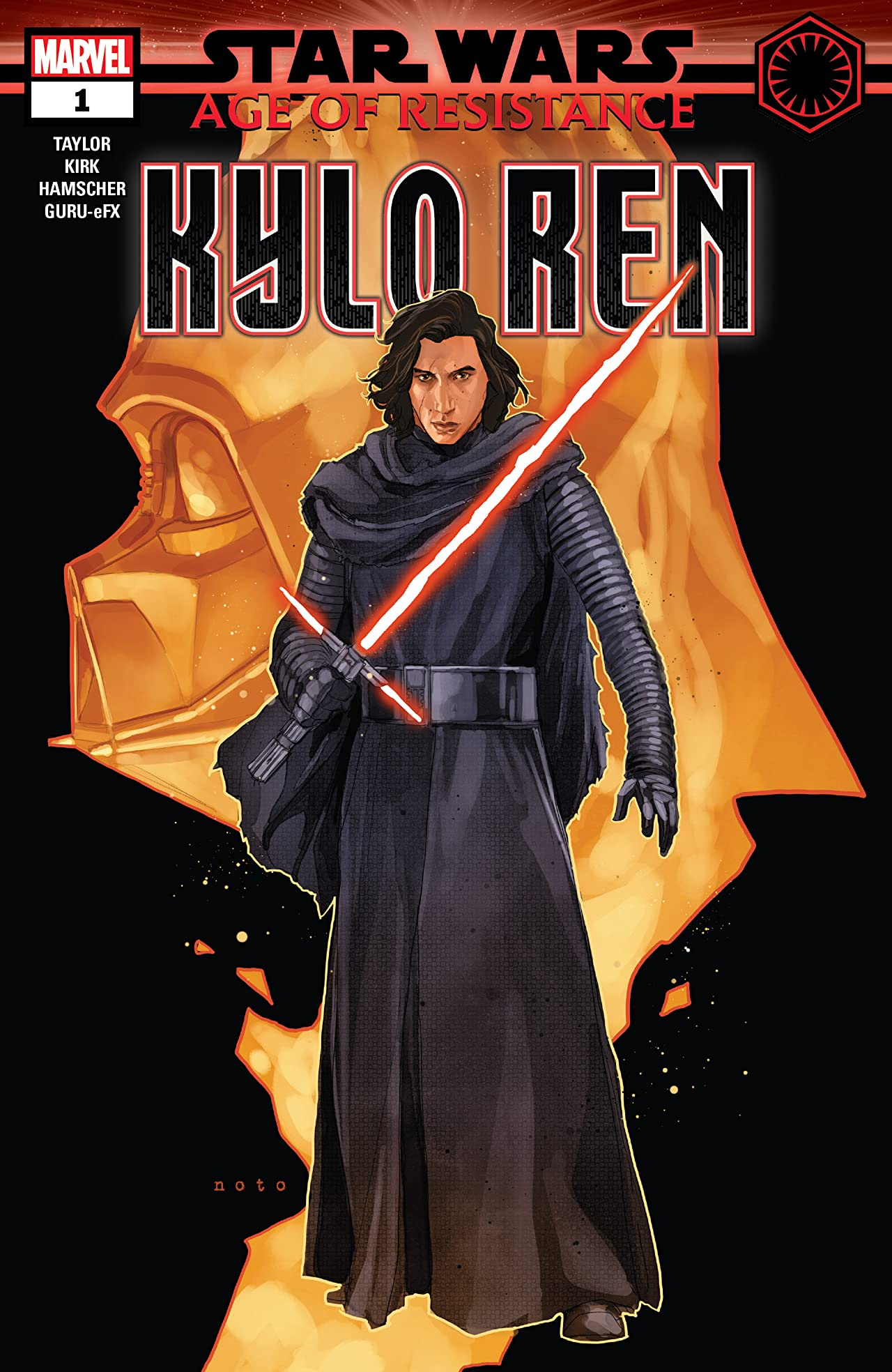 Star Wars: Age Of Resistance - Kylo Ren (2019) #1