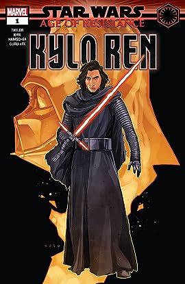 Star Wars: Age Of Resistance - Kylo Ren (2019) #1