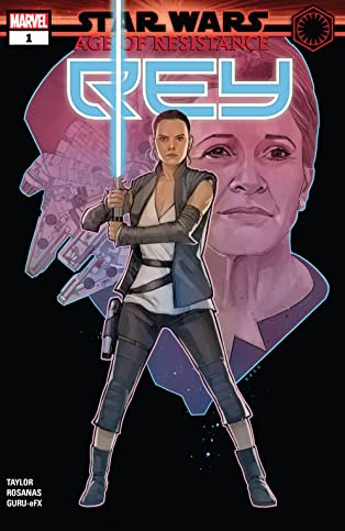 Star Wars: Age Of Resistance - Rey (2019) #1
