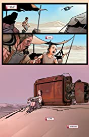 Star Wars: Age Of Resistance - Rey (2019) No.1