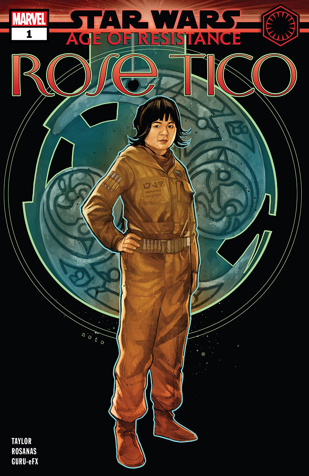 Star Wars: Age Of Resistance - Rose Tico (2019) No.1