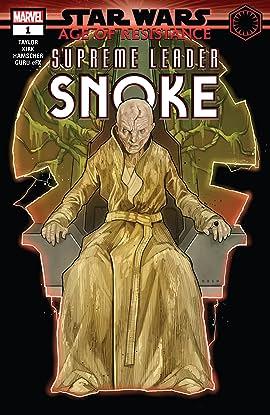 Star Wars: Age Of Resistance - Supreme Leader Snoke (2019) #1