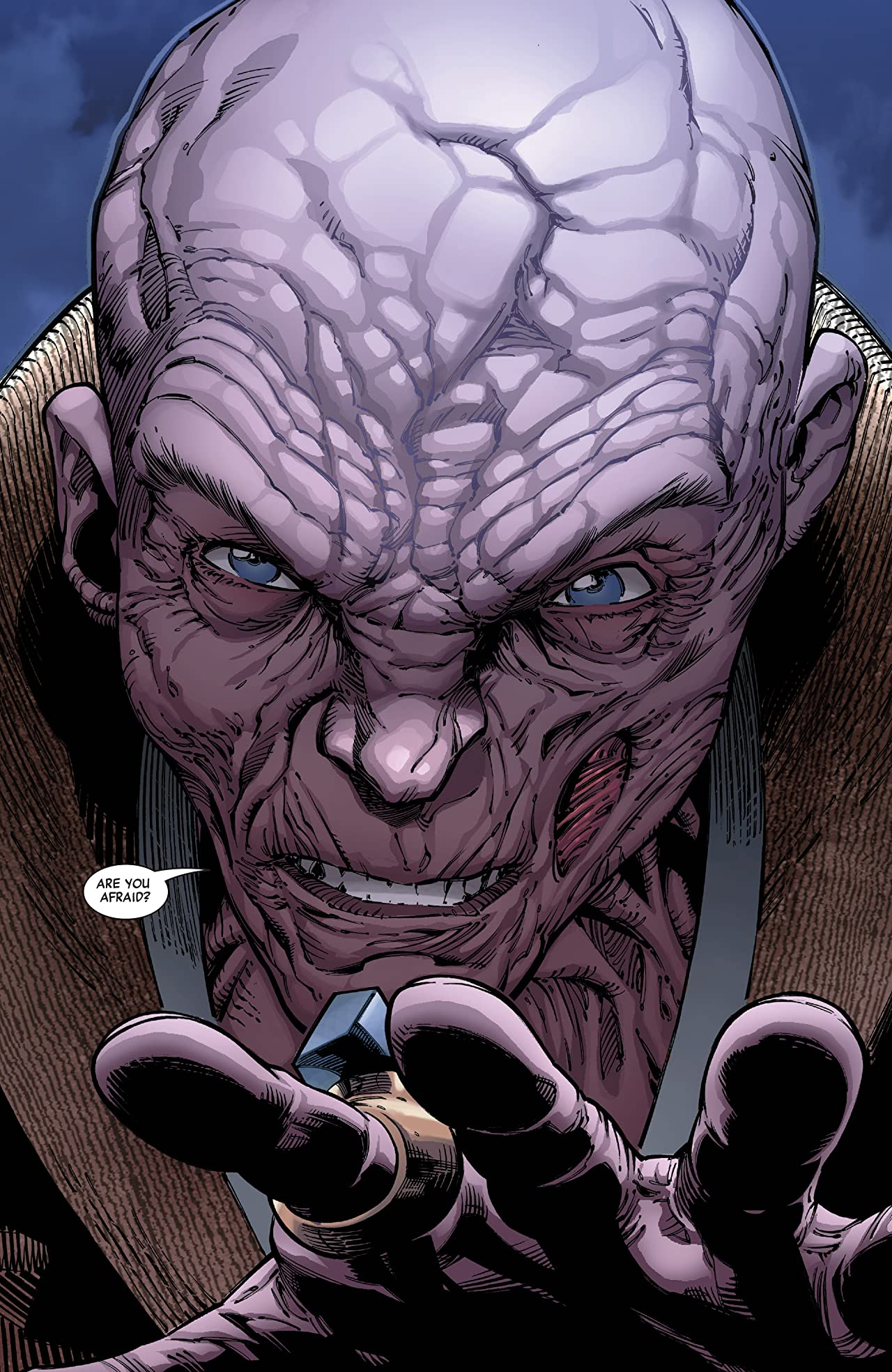 Star Wars: Age Of Resistance - Supreme Leader Snoke (2019) No.1