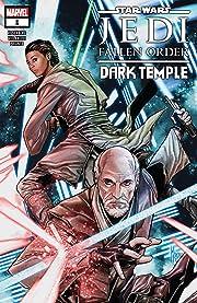 Star Wars: Jedi Fallen Order – Dark Temple (2019) #1 (of 5)