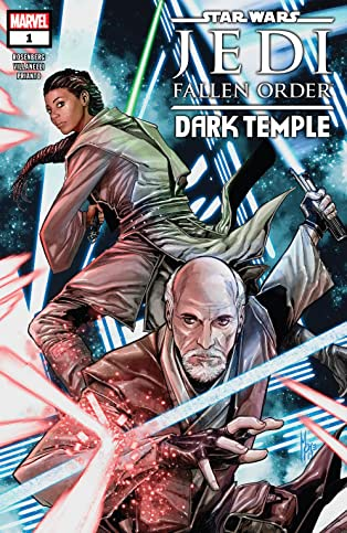 Star Wars: Jedi Fallen Order – Dark Temple (2019) #1 (of 5)