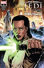 Star Wars: Jedi Fallen Order–Dark Temple (2019-) #2 (of 5)