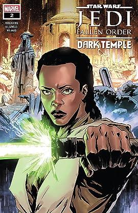 Star Wars: Jedi Fallen Order–Dark Temple (2019-) #2 (of 5)
