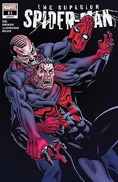Superior Spider-Man (2018-) #11