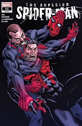 Superior Spider-Man (2018-) #11