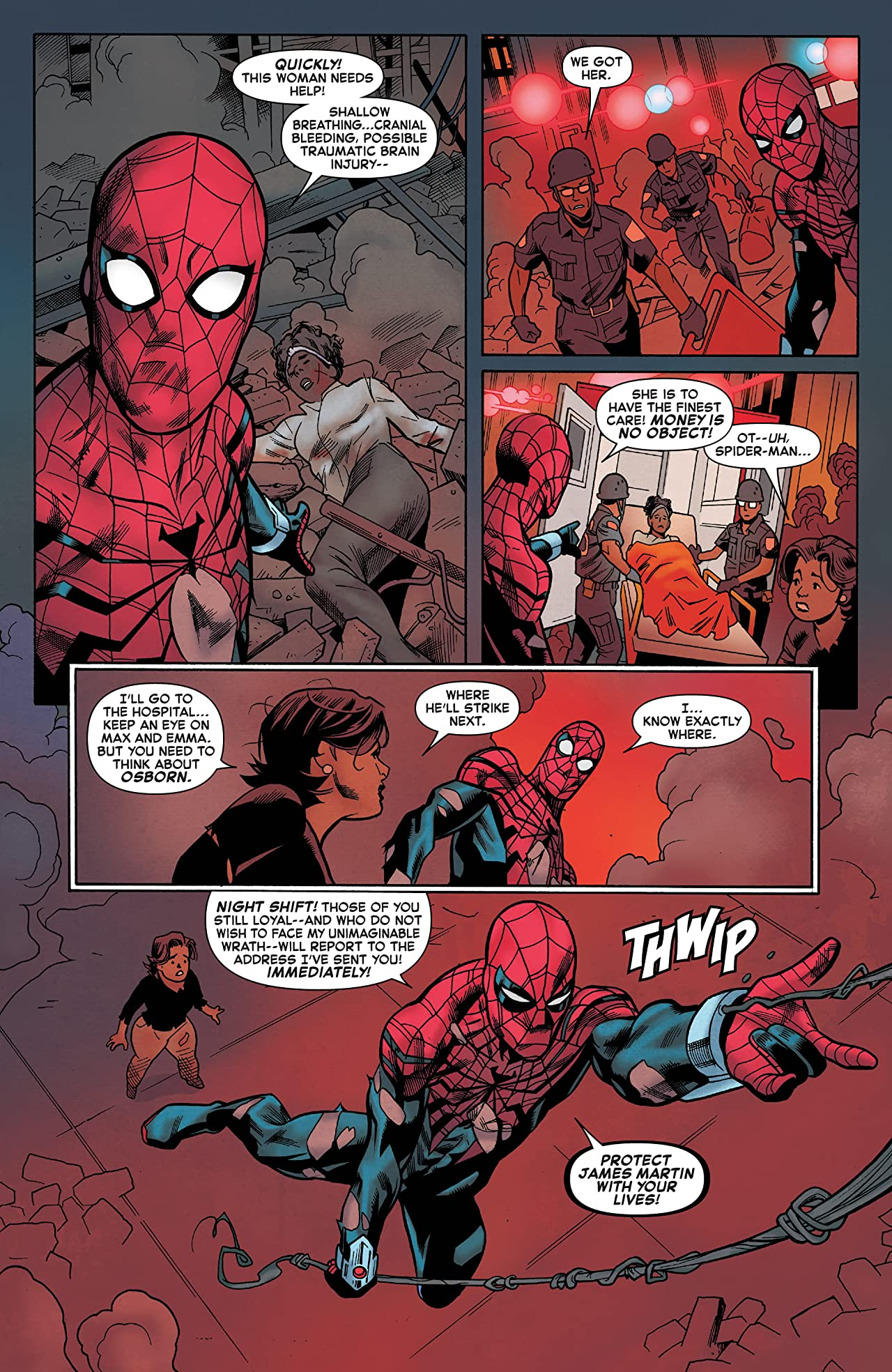 Superior Spider-Man (2018-2019) #11