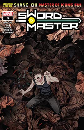 Sword Master (2019-) #3