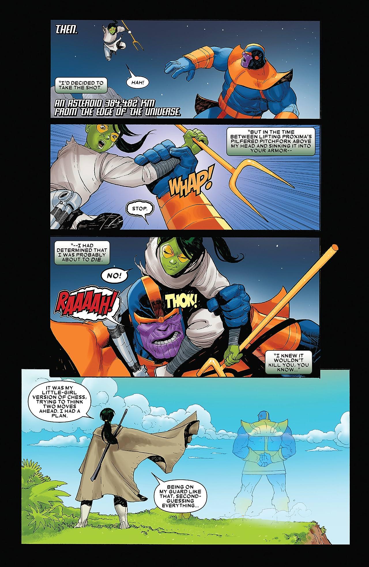 Thanos (2019) #6 (of 6)