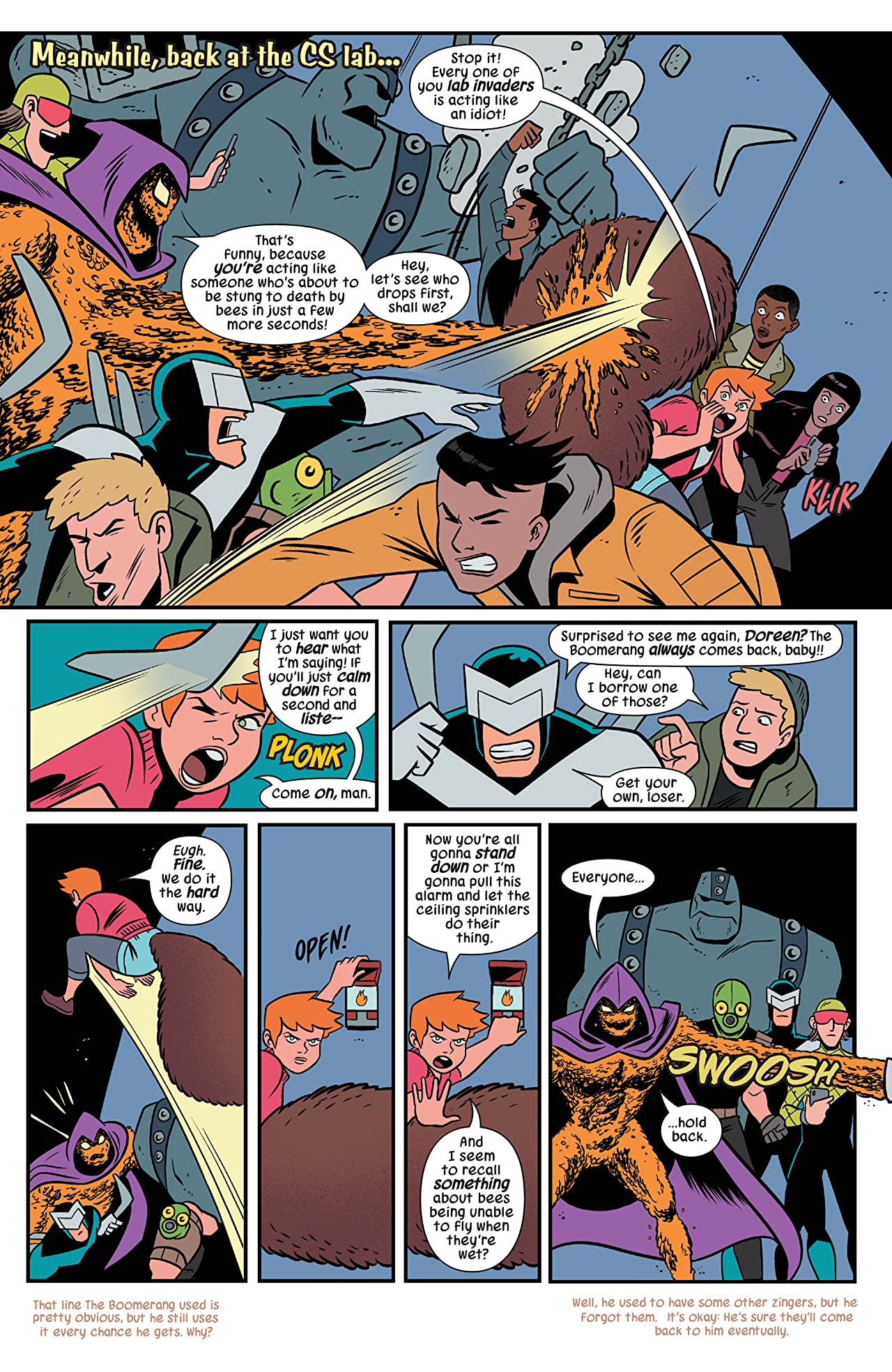 The Unbeatable Squirrel Girl (2015-) #48