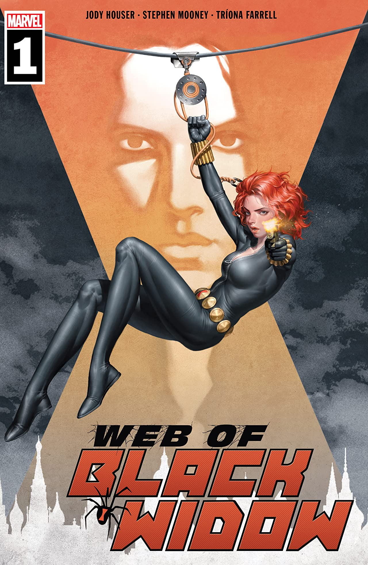 The Web Of Black Widow (2019-) #1 (of 5)