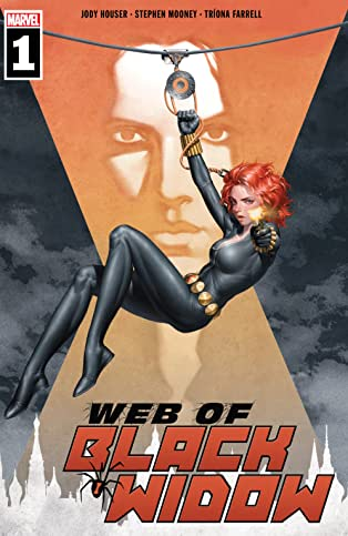 The Web Of Black Widow (2019-2020) #1 (of 5)