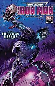 Tony Stark: Iron Man (2018-) #16