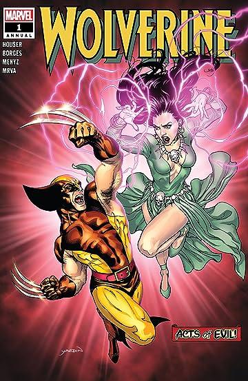Wolverine Annual (2019) #1