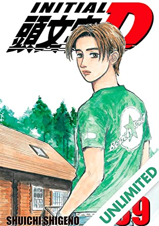 Initial D (comiXology Originals) Vol. 39