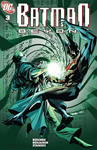 Batman Beyond (2011) #3