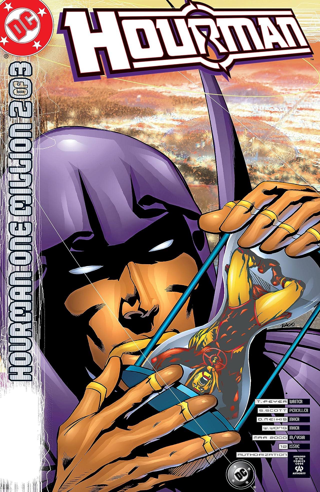 Hourman (1999-2001) #12