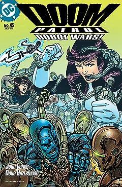 Doom Patrol (2004-2006) #6