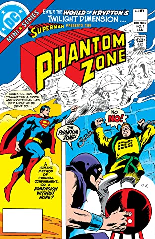 Superman Presents The Phantom Zone (1982) #1