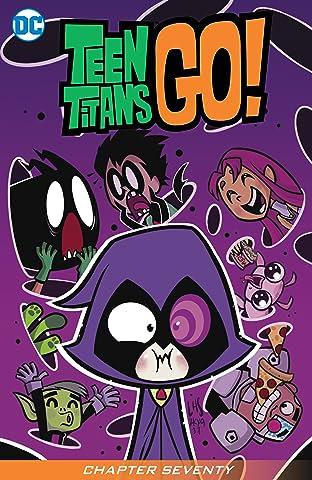 Teen Titans Go! (2013-) #70