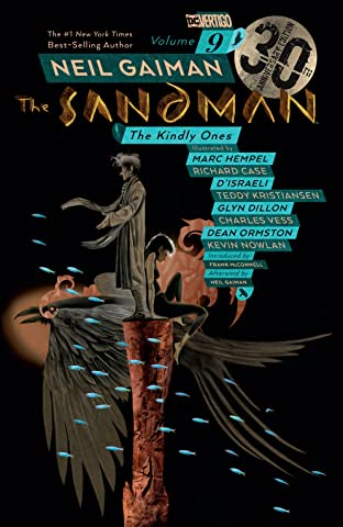 Sandman Tome 9: The Kindly Ones - 30th Anniversary Edition