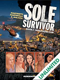 Sole Survivor Vol. 2
