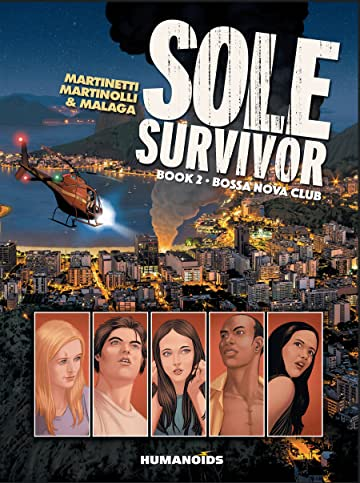 Sole Survivor Vol. 2