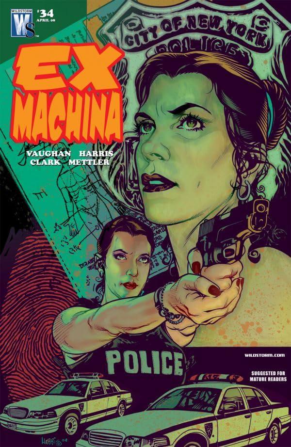 Ex Machina #34