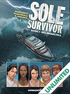 Sole Survivor Vol. 3