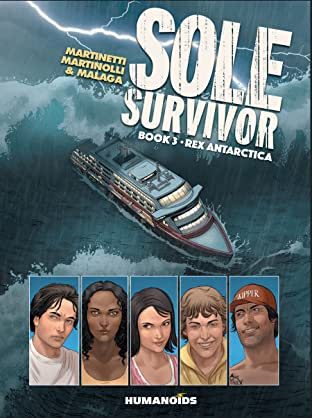 Sole Survivor Tome 3