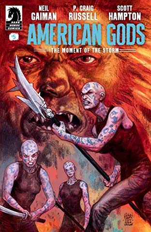American Gods: The Moment of the Storm  No.5