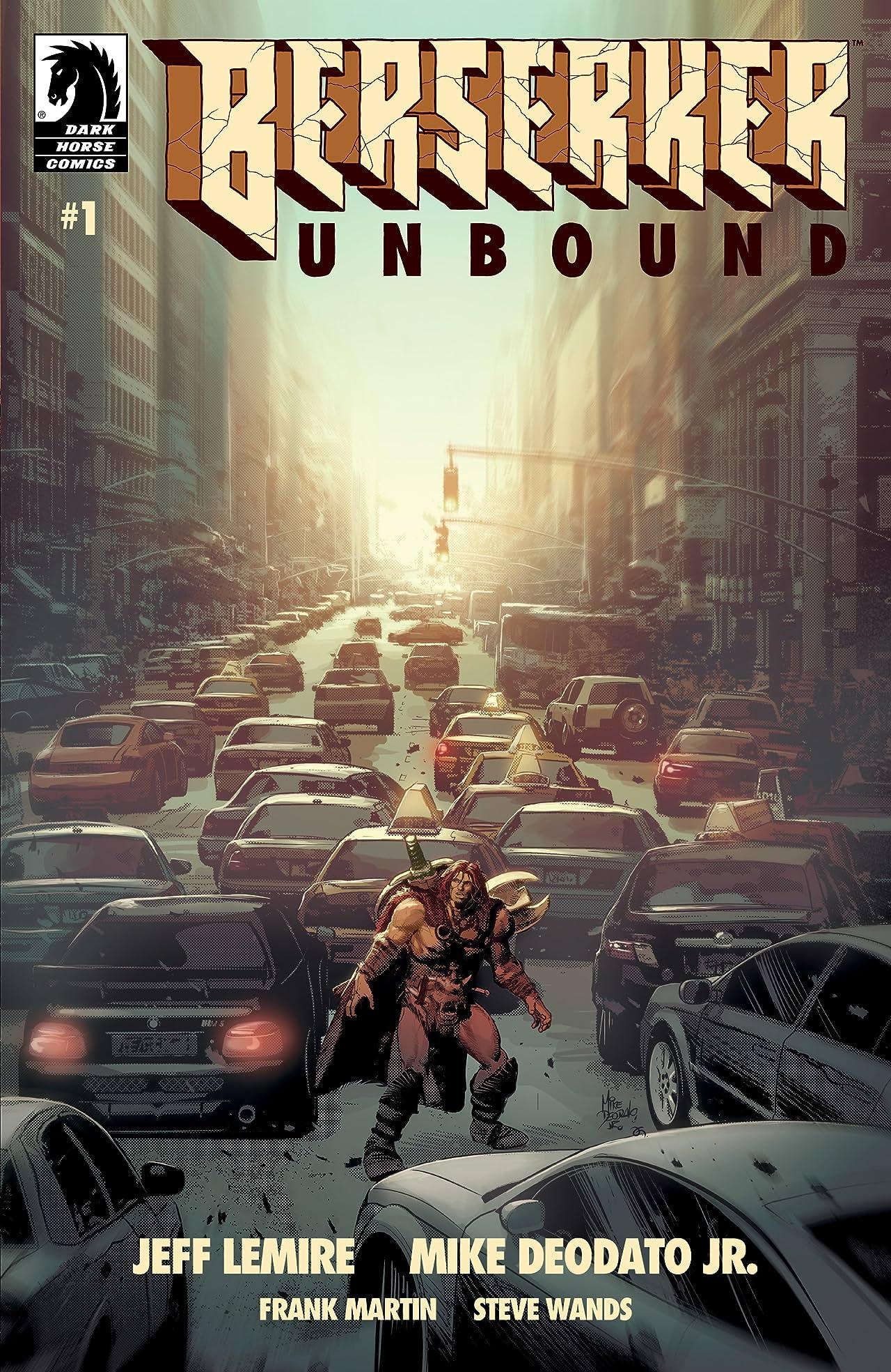Berserker Unbound No.1