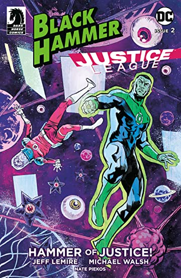 Black Hammer/Justice League: Hammer of Justice!  No.2