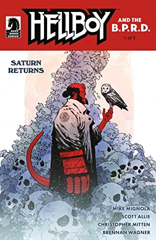 Hellboy and the B.P.R.D.: Saturn Returns  #1