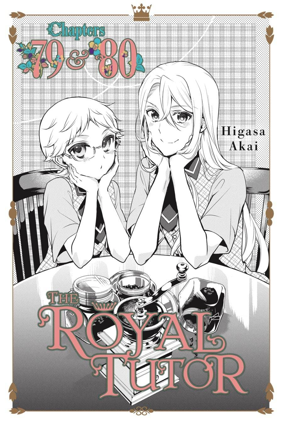 The Royal Tutor No.79 & 80