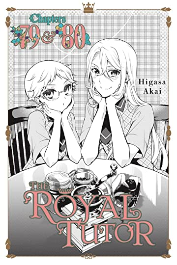 The Royal Tutor #79 & 80