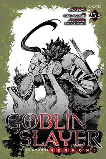 Goblin Slayer Side Story: Year One #25.5