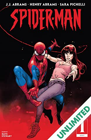 Spider-Man (2019-2020) #1 (of 5)