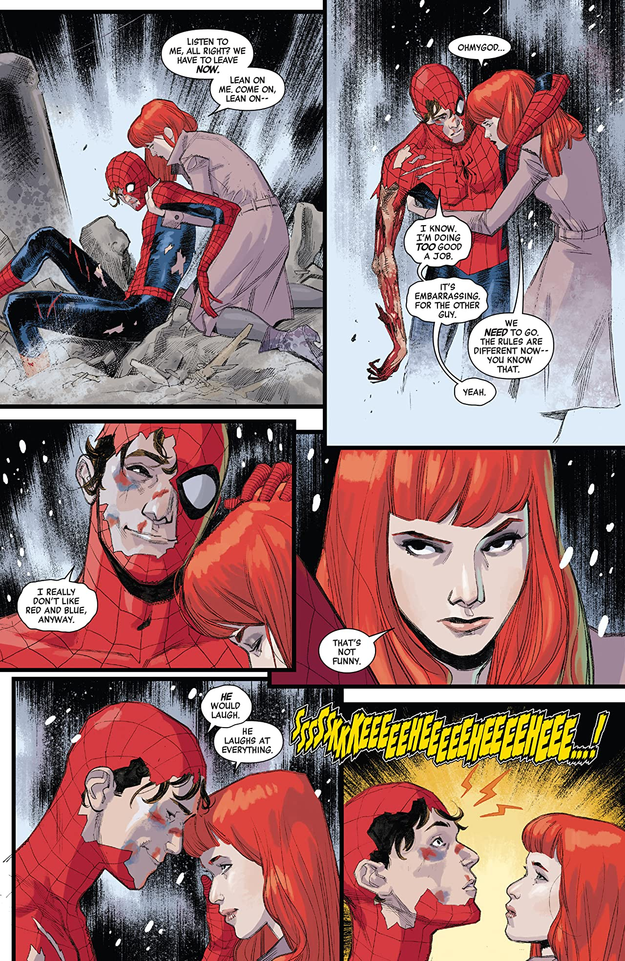 Spider-Man (2019-) #1 (of 5)