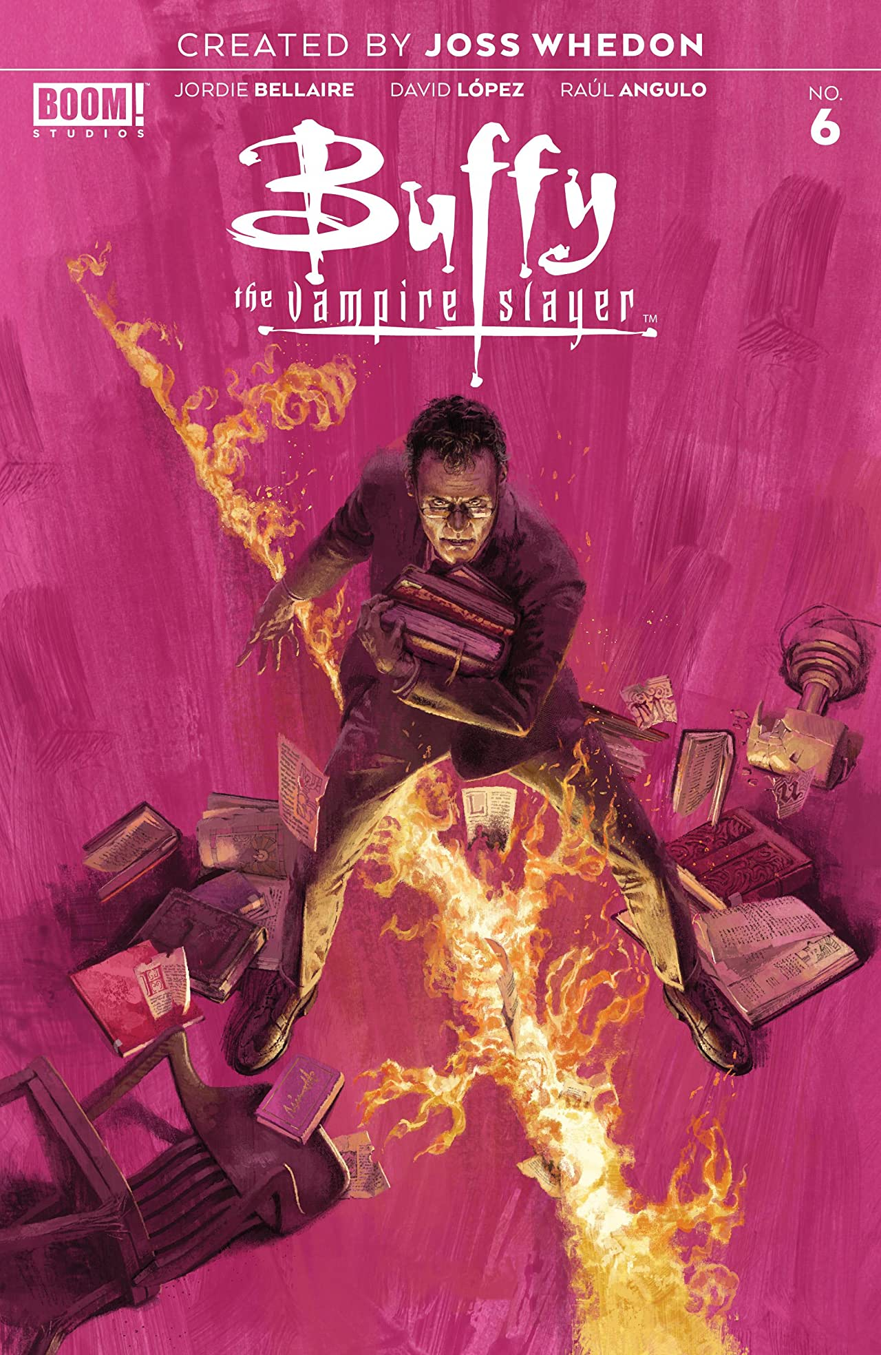 Buffy the Vampire Slayer No.6