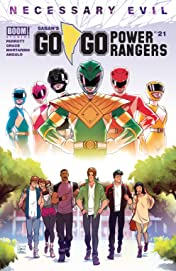 Saban's Go Go Power Rangers No.21