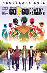Saban's Go Go Power Rangers #21