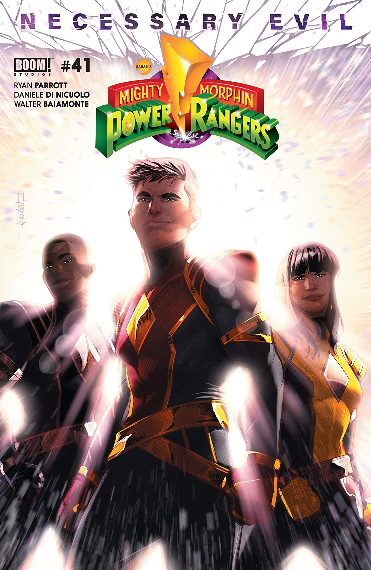 Mighty Morphin Power Rangers No.41