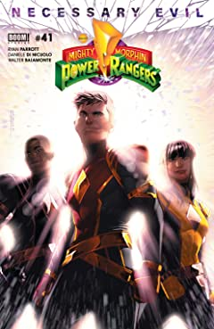 Mighty Morphin Power Rangers #41
